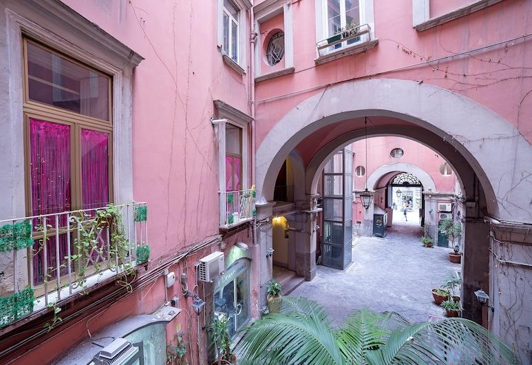 B&B Le 4 Stagioni, Νάπολη, Standard Δίκλινο Δωμάτιο (Double) (External Private Bathroom), Μπαλκόνι