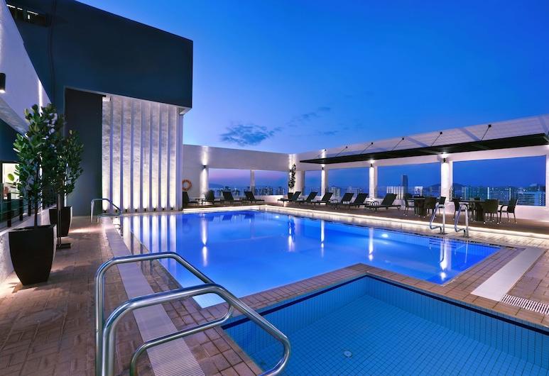 Hotel NEO+ Penang by ASTON, George Town, Teras Havuzu