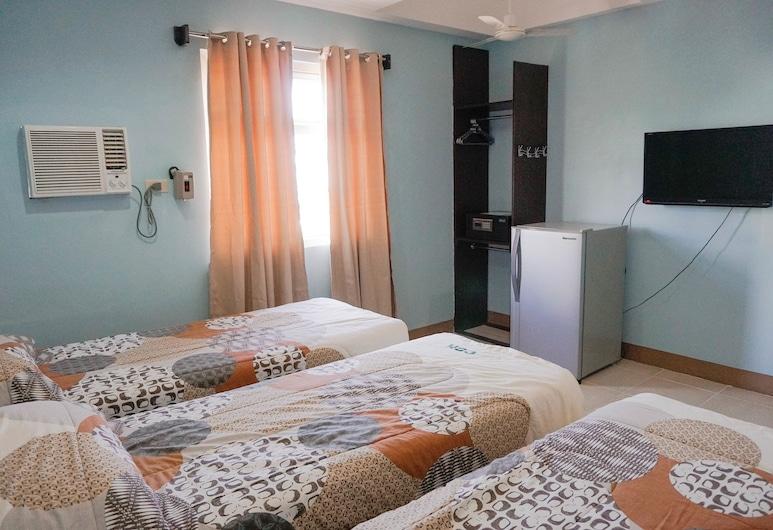 크라운 가든 호텔, 세부, 디럭스룸 (Plus), 객실