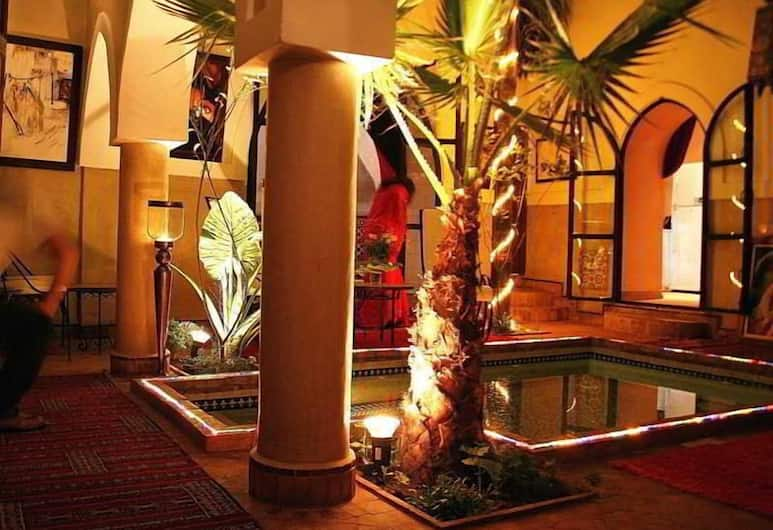 Dar Narjis, Marrakech, Innendørsbasseng