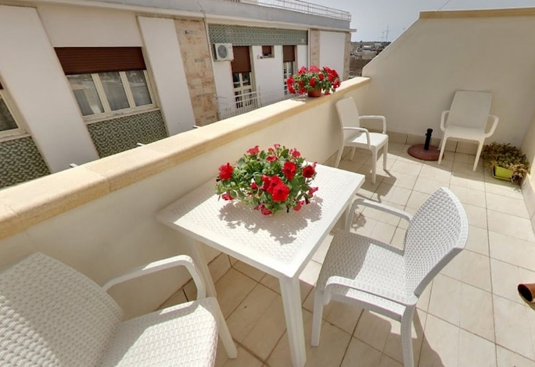 B&B del Carmine, Noto, Classic Double Room, Terrace/Patio