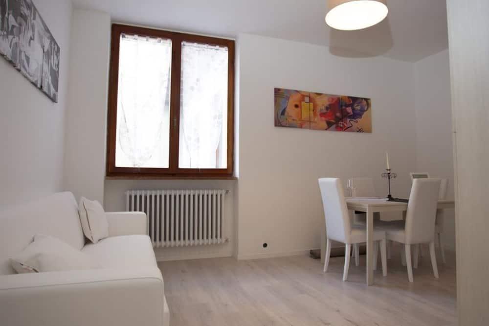 Superior-lejlighed - 1 soveværelse - Opholdsområde