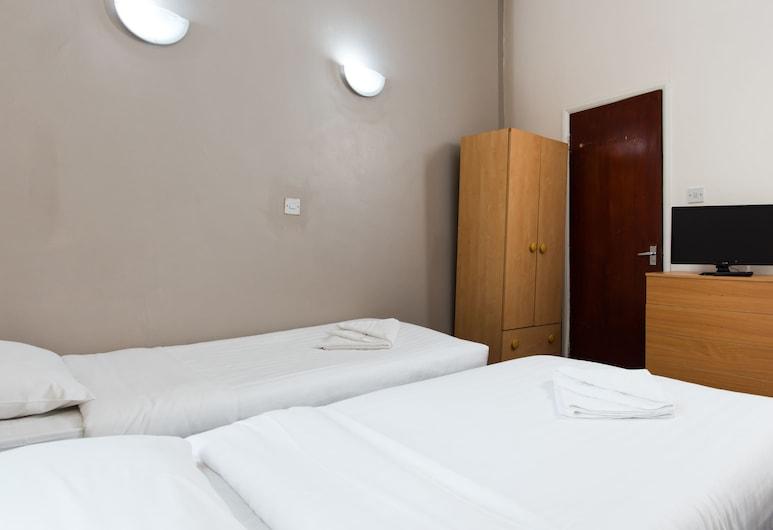 水瓶座酒店, 倫敦, 雙床房, 客房