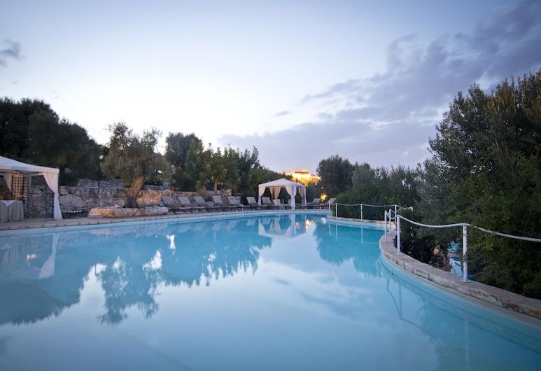 Park Hotel Sant' Elia, Fasano, Pool