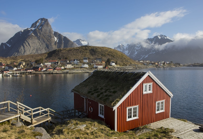 Reine Rorbuer - by Classic Norway Hotels, Moskenes, Fachada do estabelecimento