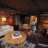 Deluxe Cabin, 3 Bedrooms, Private Bathroom, Oceanfront - Ruang Tamu