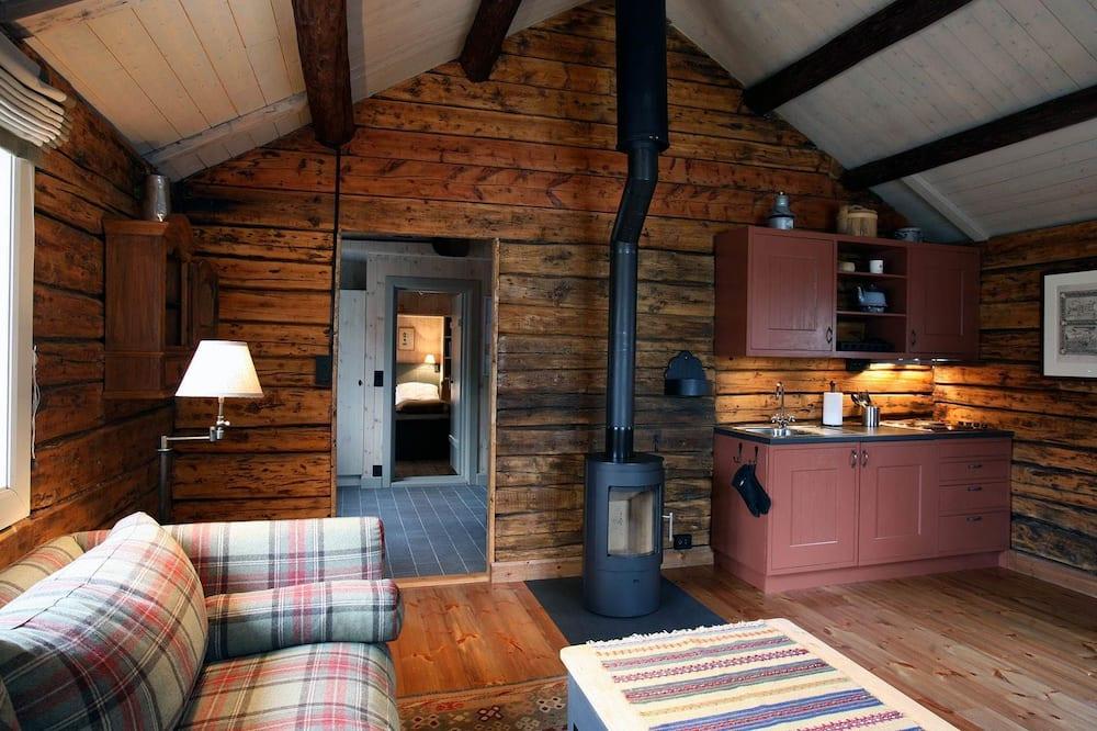 Superior Cabin, 2 Bedrooms, Private Bathroom - Ruang Tamu