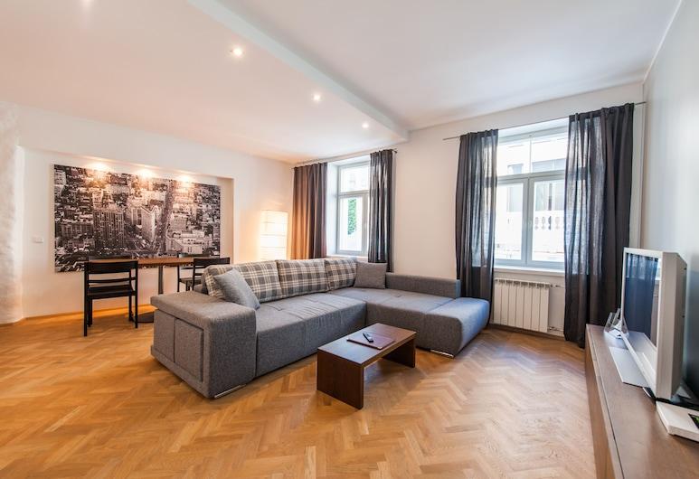 Delta Apartments, Tallinn, Old Town Modern Apartment, Living Room