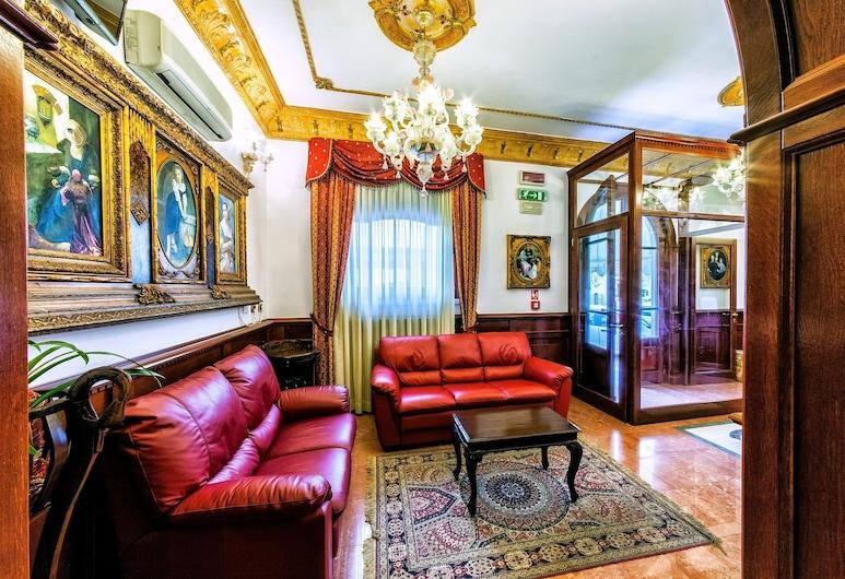 Euro Hotel Iglesias, Iglesias, Entrada interior