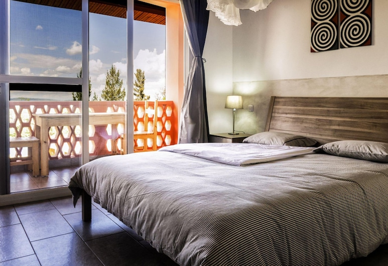 5 Swiss Hotel, Kigali, Standard Double Room, Hill View, Guest Room