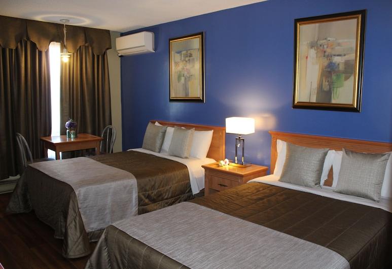 Hotel Motel Hospitalité, Levis, Habitación
