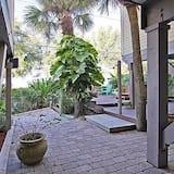 Kültéri jacuzzi