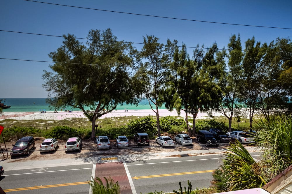 Városi lakás, 2 hálószobával, kilátással a tengerpartra - Parti/óceáni kilátás