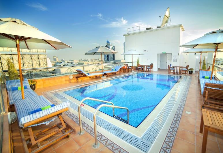 Raviz Center Point Hotel , Dubai, Outdoor Pool