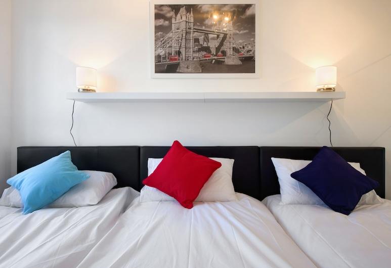 Evans House, London, Superior külaliskorter, 3 magamistoaga, köögiga, Tuba