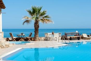 赫索尼索斯拉培亞海灘旅館的相片