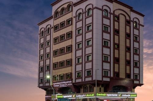 市區廣場飯店公寓/