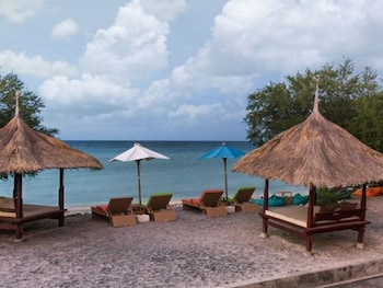 Gambar Jambuluwuk Oceano Resort Gili Trawangan di Gili Trawangan