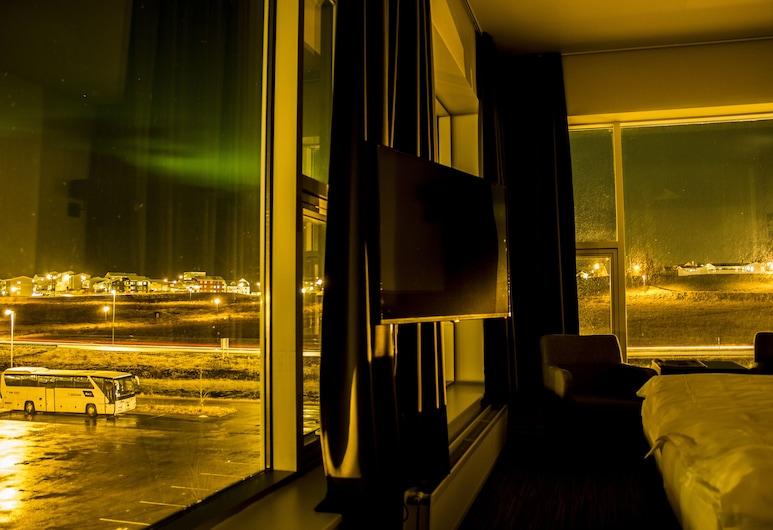 Hotel Vellir, הפנאררפיורדור, חדר סטנדרט זוגי או טווין, חדר אורחים