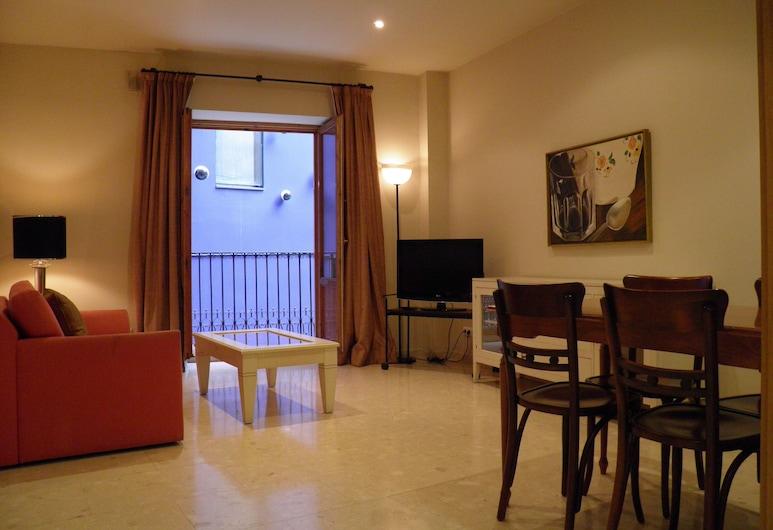 Apartaments Sant Jordi Comtal 33, Barcelona, Departamento estándar, 1 habitación, Sala de estar