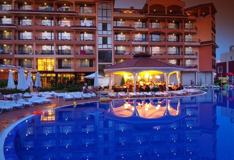 Apart Hotel & SPA Diamant Residence - All Inclusive, Sunny Beach, Utendørsbasseng