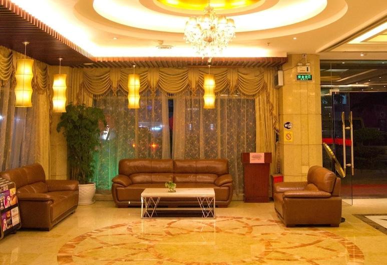 Lijing Business Hotel, Shenzhen, Вестибюль