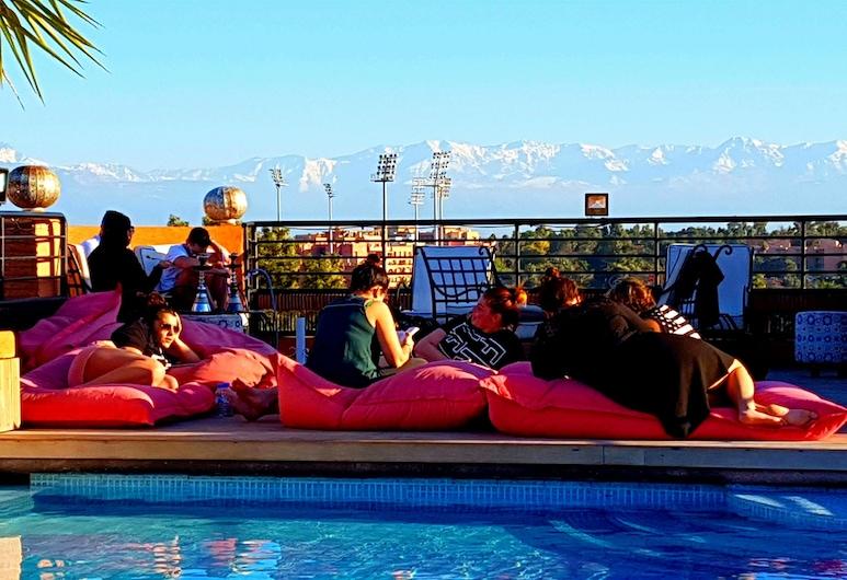 Fashion Hôtel, Марракеш, Вигляд з висоти пташиного польоту