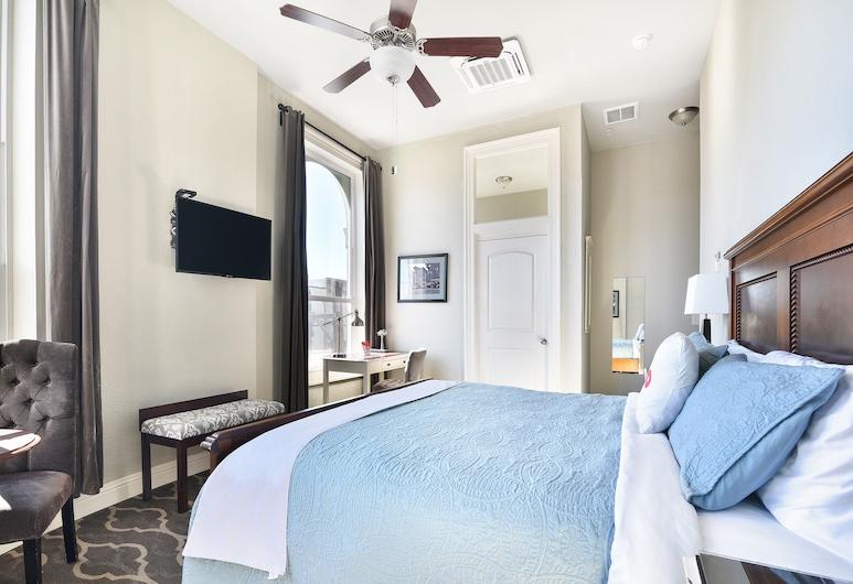 The Dilworth Inn, Gonzales, Kambarys, 1 labai didelė dvigulė lova, Svečių kambarys