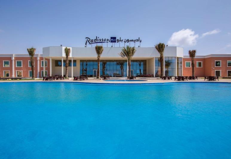 Radisson Blu Resort, Jizan, Jizan, Открытый бассейн