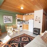 Квартира, 1 спальня, гидромассажная ванна - Зона гостиной