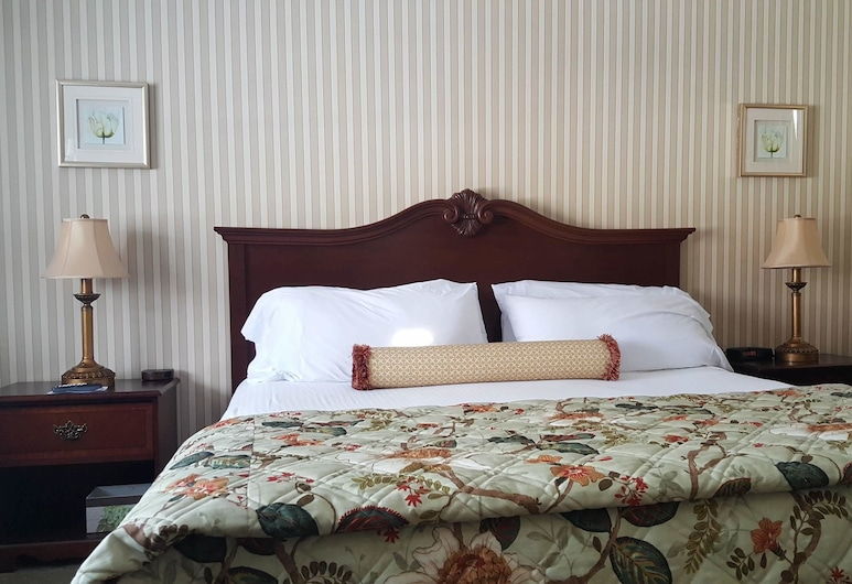 برايسايد لودجينج, وودستوك, غرفة - سرير ملكي, غرفة نزلاء