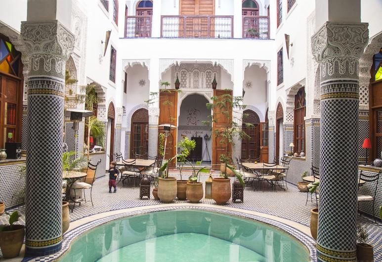 Riad Jamaï, Fes, Outdoor Pool