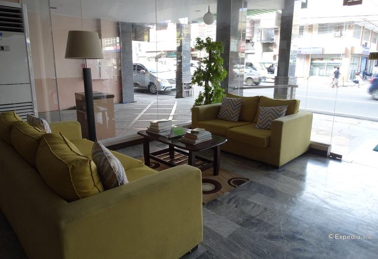 GV ホテル ダバオ, ダバオ, ロビー応接スペース