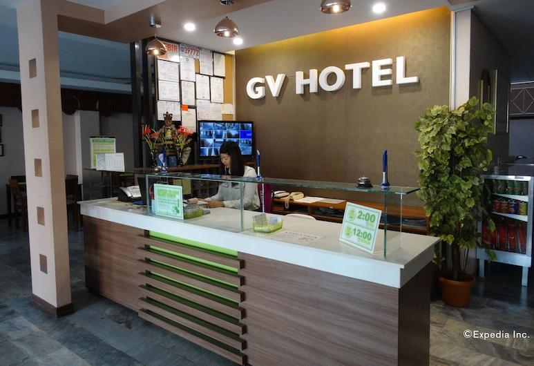 GV Hotel Davao, Davao, Receção