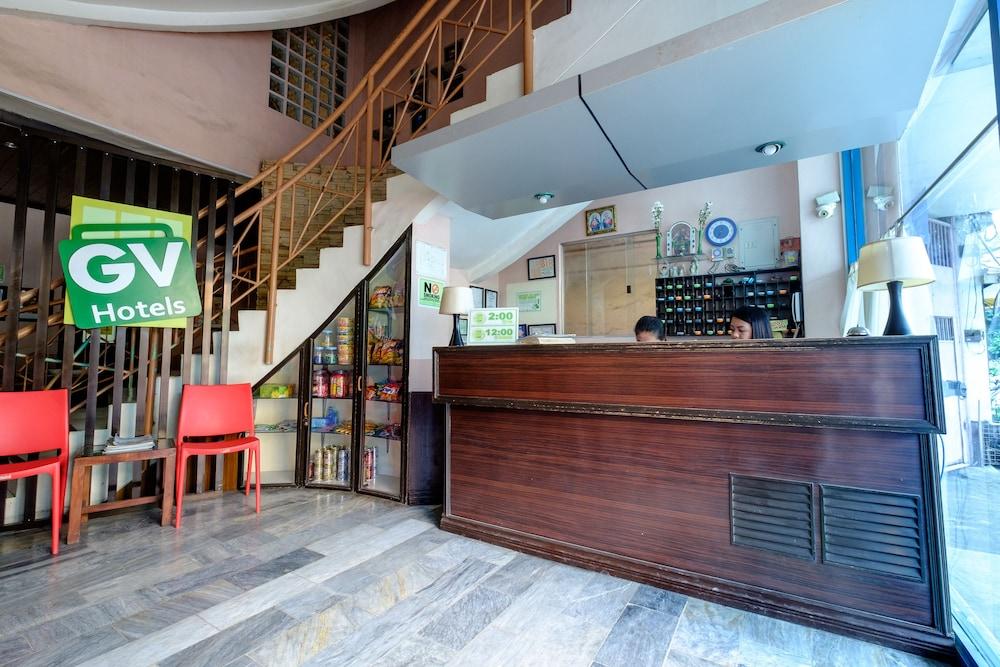Gv Hotel Ozamiz Reception