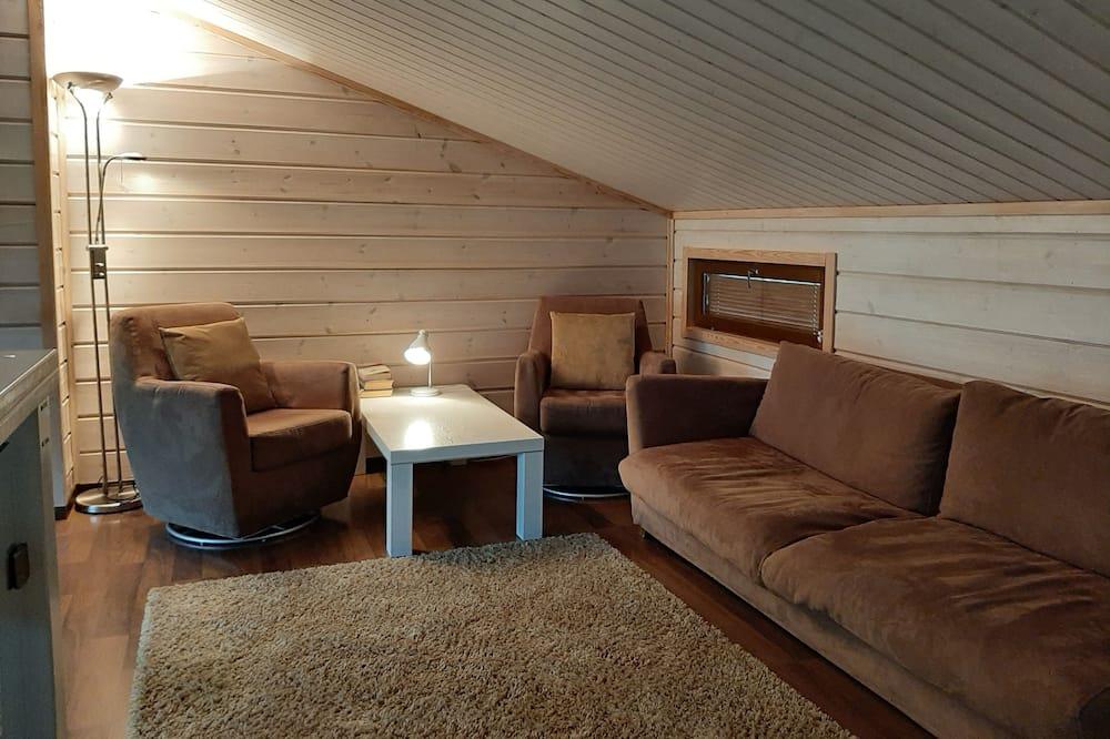 公寓, 3 間臥室, 三溫暖 - 客廳