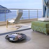 Suite familiar, 2 habitaciones, vistas al mar - Vistas de la habitación