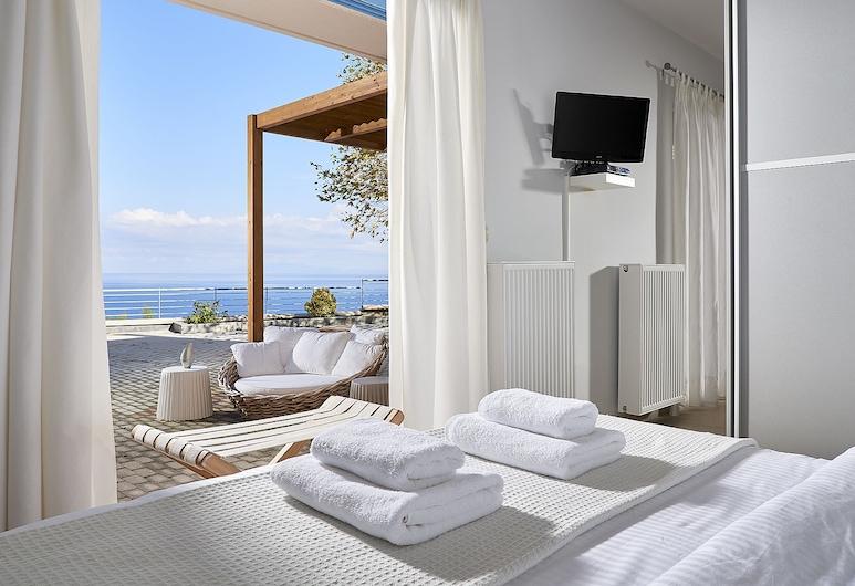 Xenia Residence & Suites, Mantoudi-Limni-Agia Anna, Suite, 1 habitación, vista al mar (Special Offer), Habitación