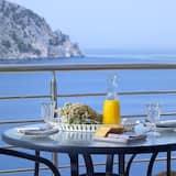 Suite familiar, 2 habitaciones, vistas al mar - Balcón