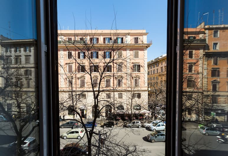 Rest Guesthouse, Rome, View from Hotel