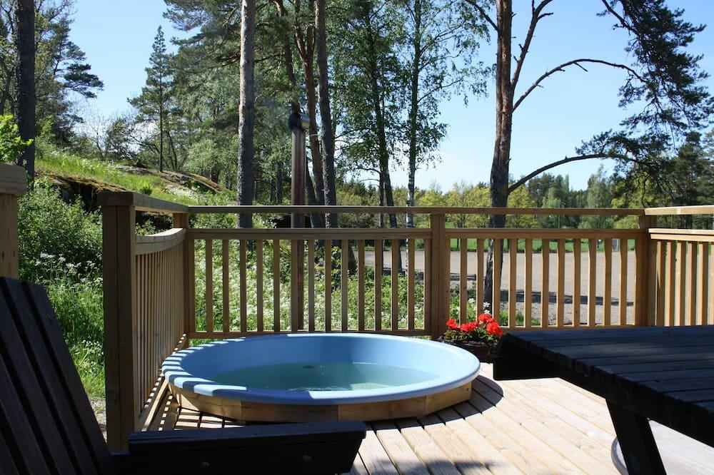 室外 SPA 浴池
