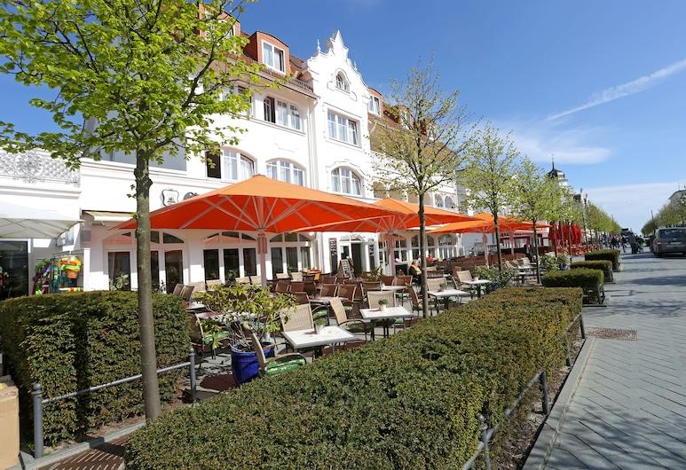 Centralhotel Binz, Binz, Speisen im Freien