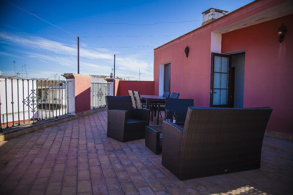 Double Room, Terrace - Terrace/Patio