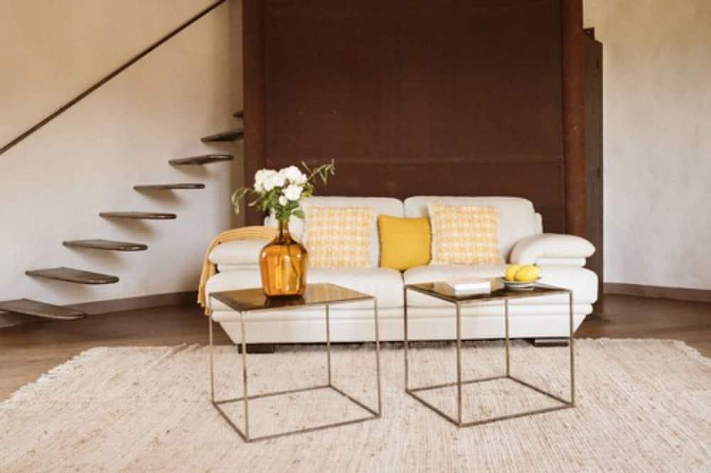 Phòng Suite (Pigeonnier) - Khu phòng khách
