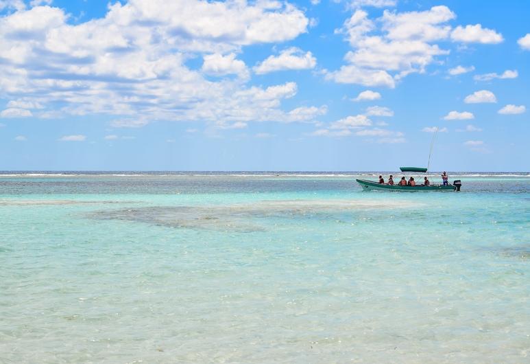 Kalma 40 Cañones, Mahahual, Pantai