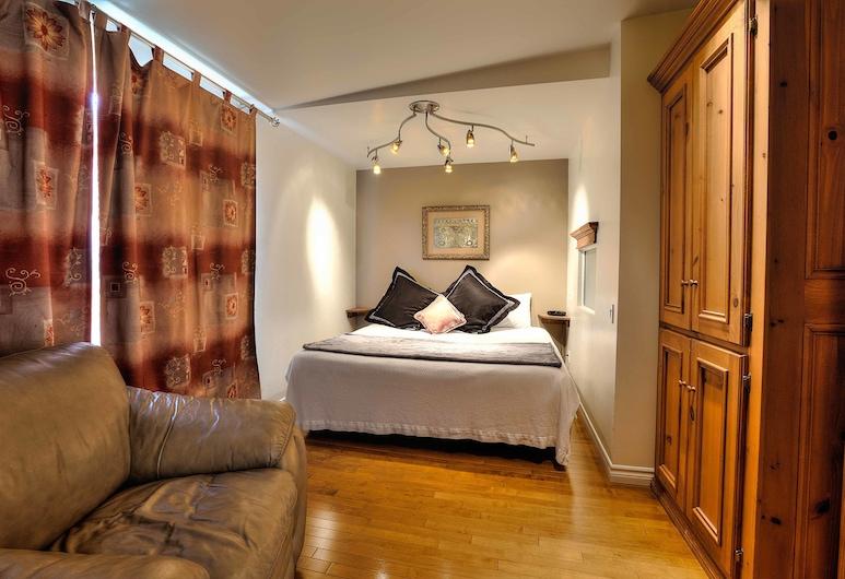 Motel et Camping Etchemin, Levis, Suite ejecutiva, Varias camas, Habitación