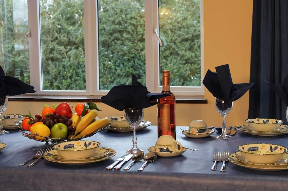 Colston Cottage - In-Room Dining