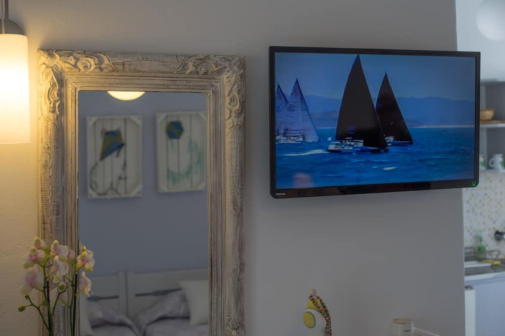 Superior-Doppelzimmer - Fernseher