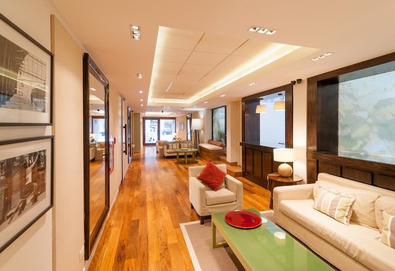 Trianon Residence Recoleta, Buenos Aires, Lobby Sitting Area