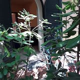 Triple Room, Garden View - Balcony